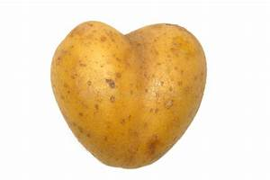 Heart shaped potato stock photo. Image of love, foodstuff - 65547250