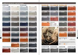 Monier Roof Tiles Colours by Roofing Tile Styles Roof Tiles Sutton Roofing
