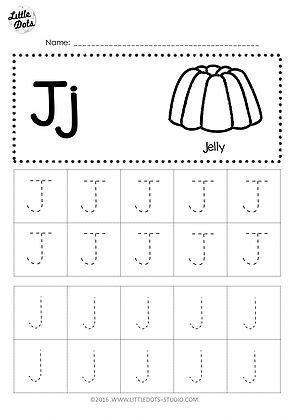 letter  tracing worksheets  images tracing