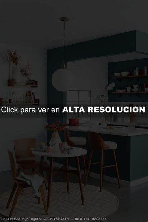 disenos de cocinas pequenas decoracion de interiores