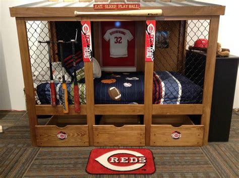 Baseball+dugout+bedroom+designs