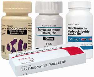 Tetracycline - Indications, Dosage, Side Effects