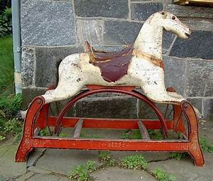 Old Wooden Horses
