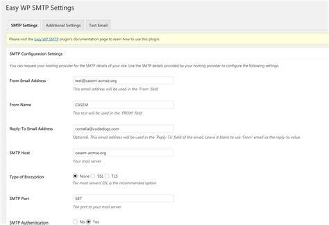 wordpress email  working  upgrade  php