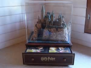 harry potter et la chambre des secrets troc echange coffret intégrale harry potter chateau