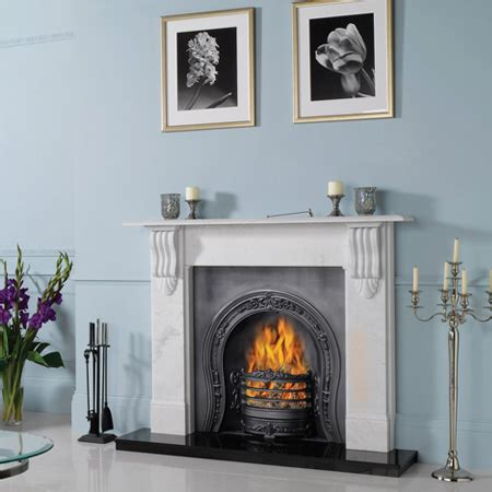 stovax fireplaces horseshoe arched insert
