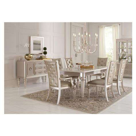 dynasty extendable dining table el dorado furniture