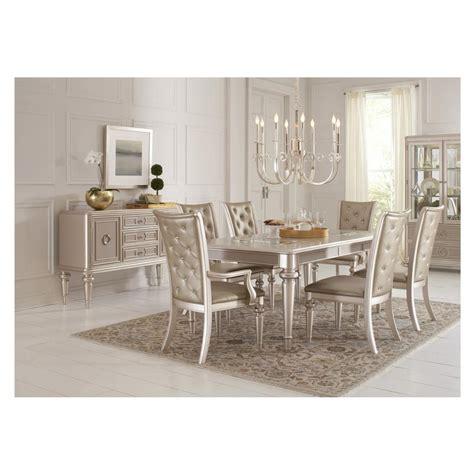 dynasty 5 piece formal dining set el dorado furniture