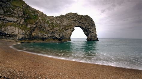 Stone Arch Seacoast-natural landscapes Wallpapers Preview ...