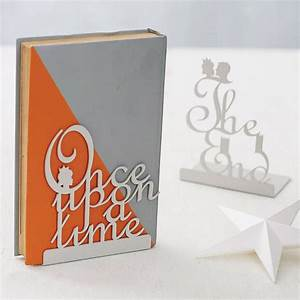 Pair Of Fairy Tale Bookends | Madera | Pinterest | Números ...