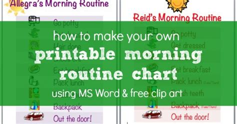 classroom morning routine clipart   cliparts