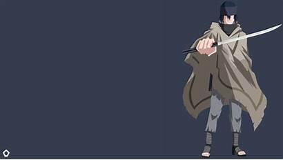 Naruto Minimalist Uchiha Deviantart Sasuke 4k Madara