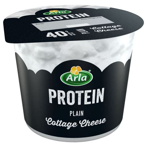 cottage cheese protein arla launches protein cottage cheese arla uk