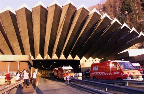 il y a dix ans le drame du tunnel du mont blanc l express