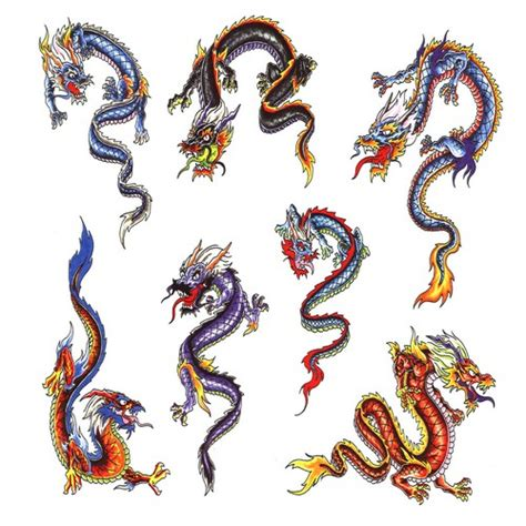 Modele Tatouage Dragon 14624124372057  My Cms
