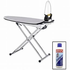 Table A Repasser Sans Fer : euroflex centre de repassage sans thermostat gris la boutique ~ Melissatoandfro.com Idées de Décoration