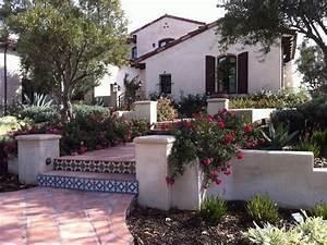 My Garden - Spanish Revival - Mediterranean - Landscape