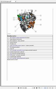 Ford Focus 1 5l Ecoboost 2018 Service Manual  U0026 Wiring