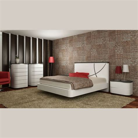chambre contemporaine adulte chambre adulte contemporaine laque bicolore