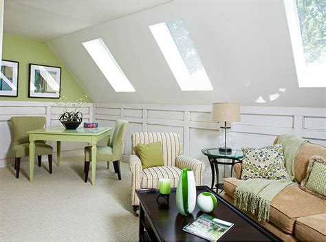 Attic Makeovers Collection Photo Gallery  Home Living Now