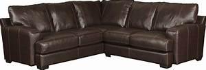 jackson barrington leather match sectional sofa set a With jackson leather sectional sofa