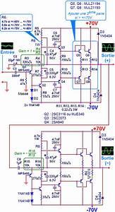 Schema Ampli 500w 1000w Simple 0