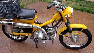 1970 Honda Ct-90  Trail 90