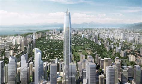 2016年に完成予定の「アジアの超高層ビル」5つ WIRED.jp