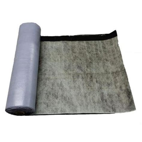 Tile Underlayment Membrane Home Depot by Roofaquaguard 60 In X 200 Ft Udlx Synthetic Underlayment