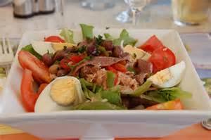 in cuisine salade niçoise