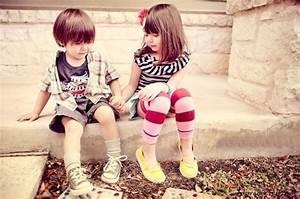 couple, cute, fashion, kids, love » AdorableTab.com