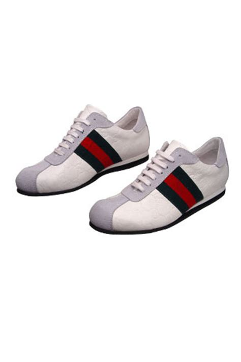 sneakers gucci vulcanize 8730 designer clothes shoes gucci mens leather sneakers shoes