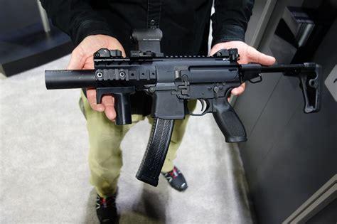 sig sauer mpx keymod multi cal machine pistolmini submachine gun smgpdw personal defense