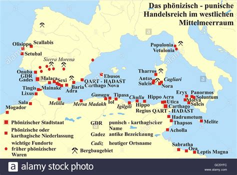cartography historical maps ancient world phoenician