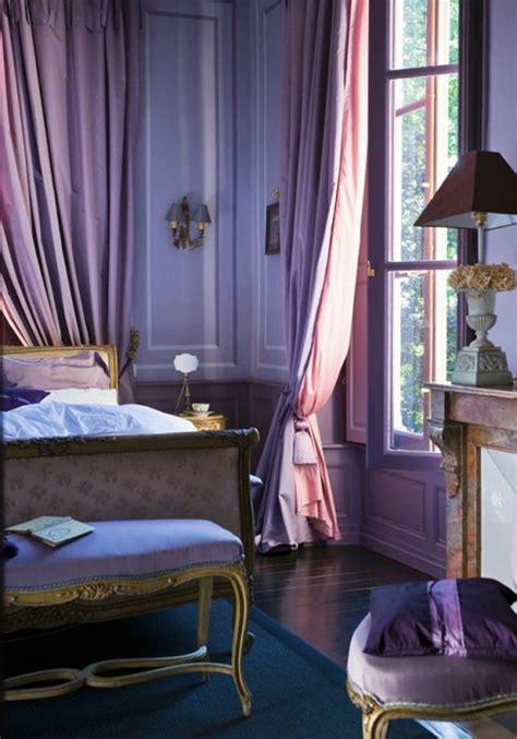 couleur violet pour chambre chambre couleur parme chambre parme autre vue
