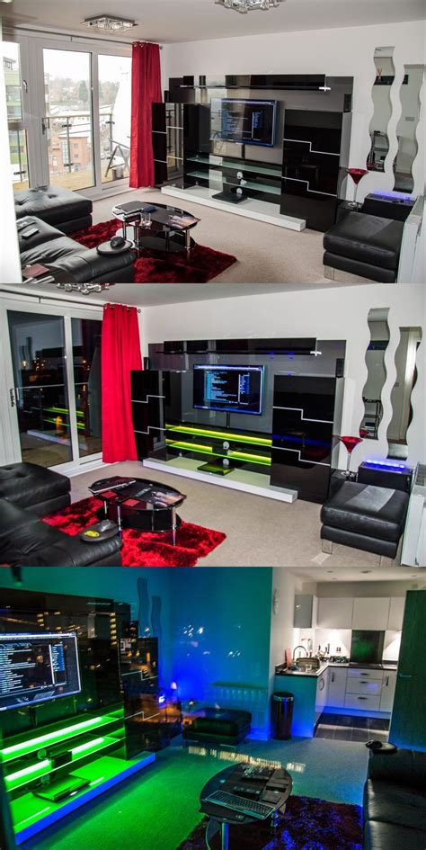 Best 25 Gaming Room Setup Ideas On Pinterest Computer