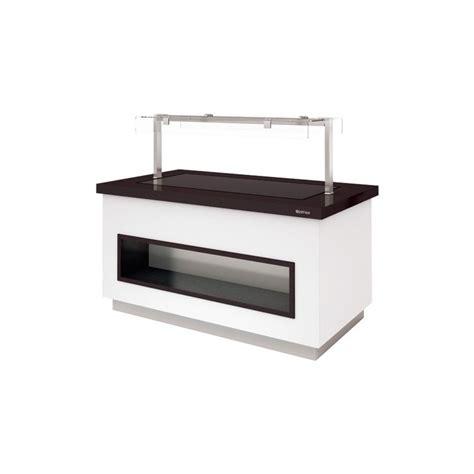 couteaux cuisine pro meuble vitroceramique avec reserve chaude de restaurant self service gastromastro sas
