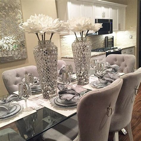 Decorating Ideas For Glass Kitchen Table by Table Top Decoration For Your Modern House A Interior Design