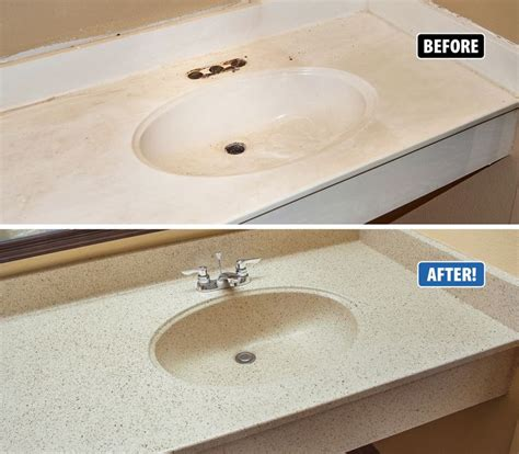 cleaning cultured marble sinks 57 best countertop refinishing images on pinterest bath