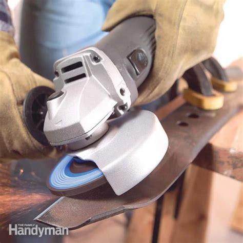 angle grinder  family handyman