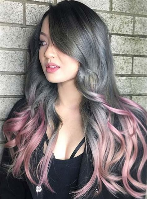 Ombre Hair On Hairstyles by How To Balayage Ombre Step By Step Hair Tutorial 2018 2019
