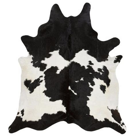 Cowhide Black And White by Cowhide Rugs Domaci
