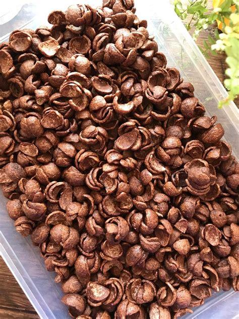 Veggy Crush pelēko zirņu kakao pārslas laiviņas 50g ...