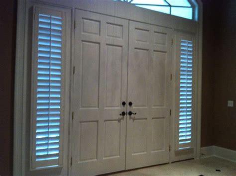 blinds jacksonville fl sidelights door wood shutters plantation shutters
