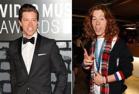 Winter Olympic Hero Shaun White Has A New Look And Is