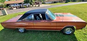 1967 Dodge Coronet Coupe Orange Rwd Manual R  T For Sale In