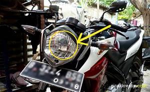 Lampu Depan Motor Sering Putus  Pasti Masalahnya Ada Di