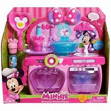 Minnie's Mini Kitchen Playset  Walmartcom