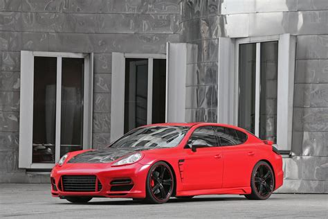 Porsche Panamera Tuning by Porsche Panamera Tuning By Germany