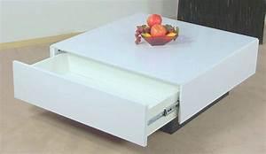 Tisch Weiß Hochglanz : couchtisch wei hochglanz tisch wohnzimmertisch sofatisch schubkasten modern kaufen bei go perfect ~ Eleganceandgraceweddings.com Haus und Dekorationen